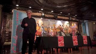 05 'Un payo entre los flamencos' en Villa Rosa Madrid