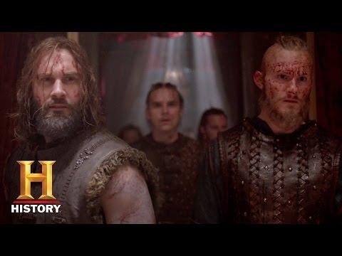 Vikings: Season 4 Mid-Season Teaser   History