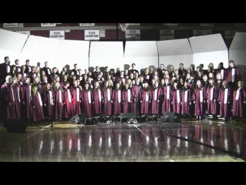 Bismarck High School Concert Choir - Queen Medley