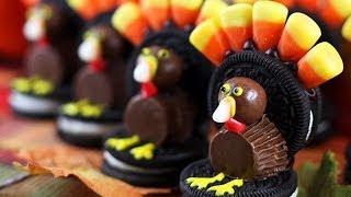 How To Make Oreo Turkey Treats- Easy And Fun Holiday Baking Idea