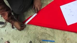 How to Make Dhoti Patiala Salwar part 4 hindi