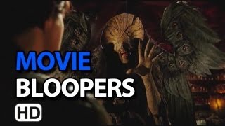 Hellboy II: The Golden Army (2008) Bloopers Outtakes Gag Reel