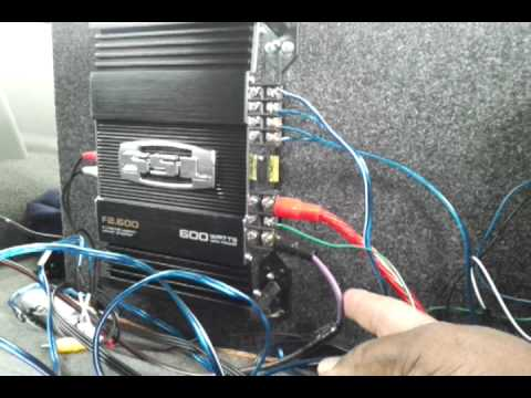 SSL amps, Blackmore speakers and Walmart wires - YouTube