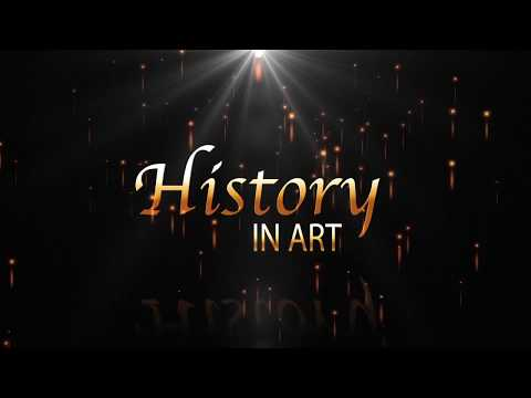 History in Art - Alaskan Churches with Interview