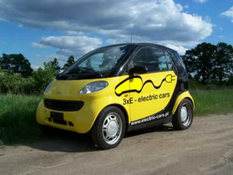 Electric Smart Fortwo 3xe Www Cars Pl Vehicle Ev Ed Drive Elektroauto