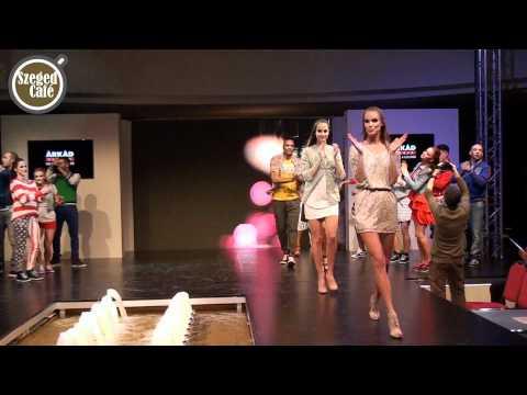 VIP Divatgálát rendezett a szegedi Árkád