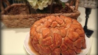 Monkey Bread Recipe - Easy And Yummy!