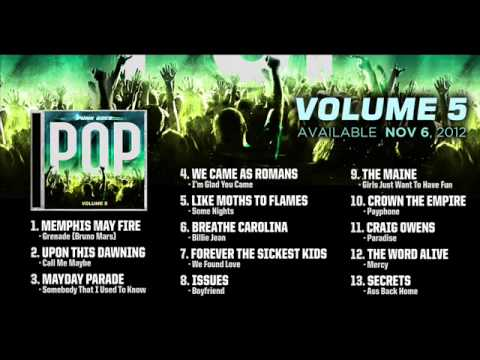 We Came As Romans  Glad You Came