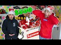 UNBOXING $500 SUPREME CHRISTMAS MYSTERY BOXES!! Hypedrop