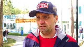 Евгений Бобарико о сезоне женской молодежной сборной России