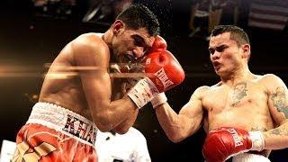Amir Khan vs Marcos Maidana Highlights   HD 60FPS