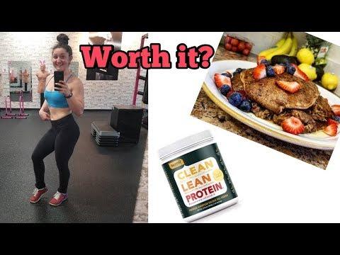 *Honest* Vegan Protein Review: Nuzest Chocolate- Clean, Lean, Powder!
