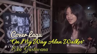 Cover Lagu On My Way Alan Walker || Angklung Udjo