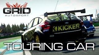 Grid Autosport - PS3/X360/PC - Touring Car (Italian Gameplay Trailer)