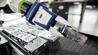 CNC Machining Automation | Programming The Fanuc CRX Robot for Machine Tending
