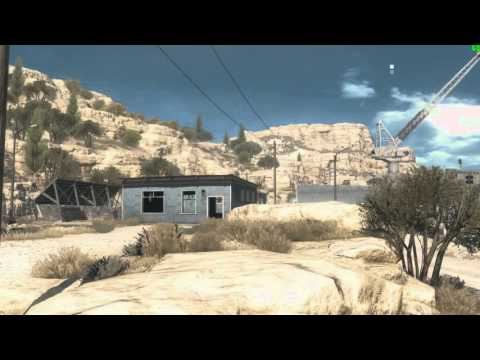 PC Metal Gear Online 3  beta Ocelot Gameplay and more
