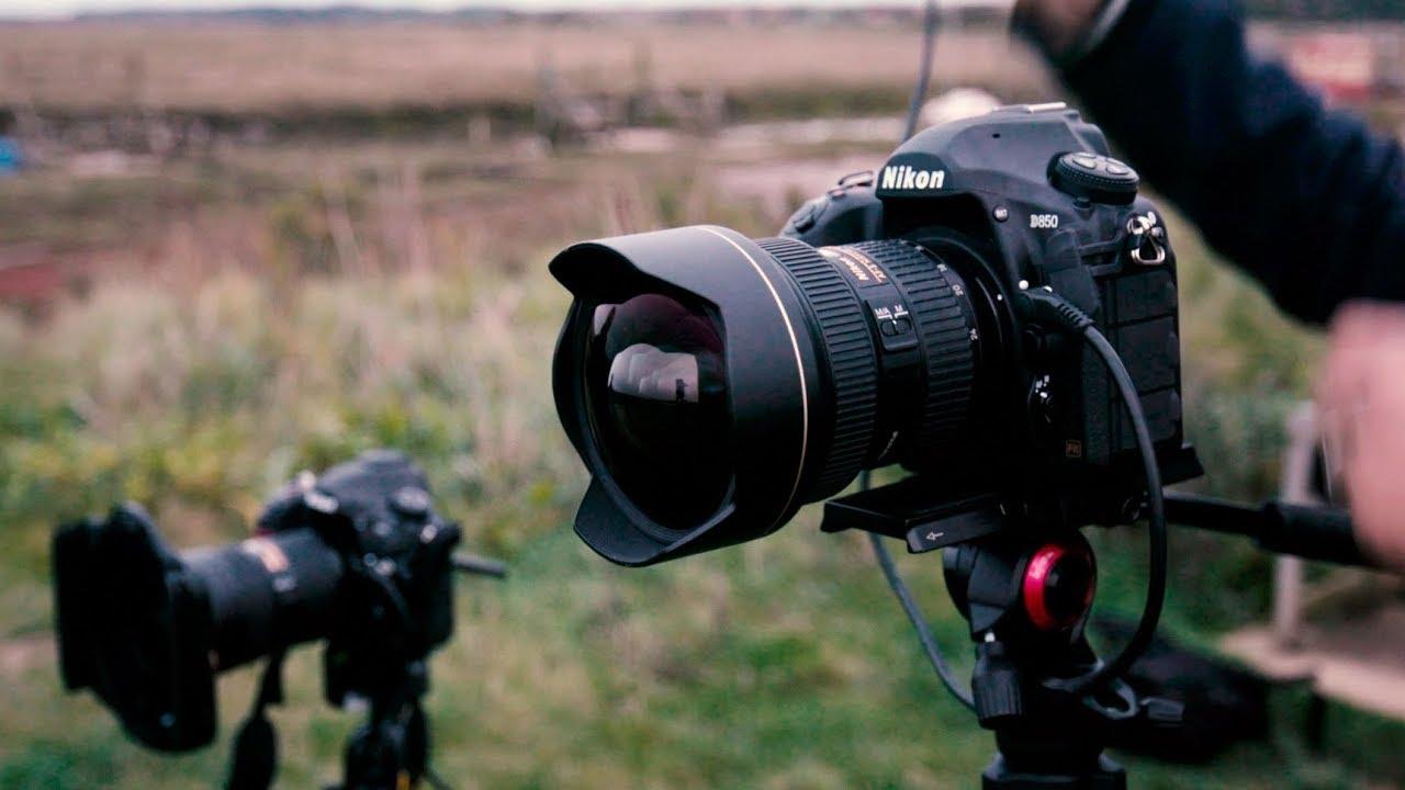 Nikon D850 - Best Camera of 2017? - YouTube