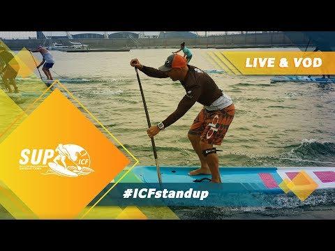 2019 ICF Stand Up Paddling (SUP) World Championships Qingdao China / Technical Heats, Semis