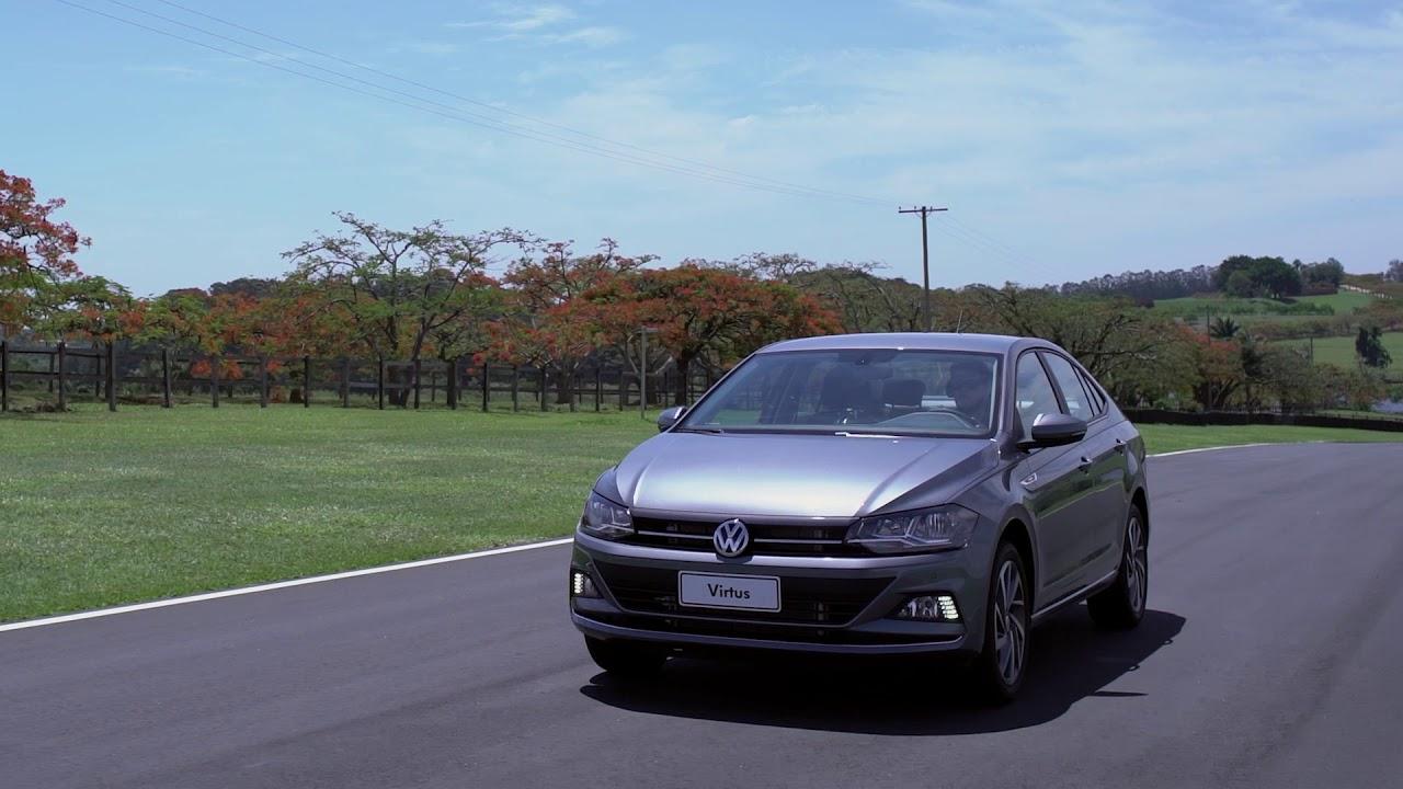 Volkswagen Virtus Autoblog Uruguay Youtube