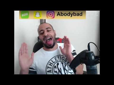فيديو عبودي باد --- مكالمه الاعلاميه الخلوقه نهى نبيل