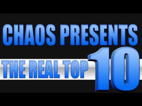 "Chaos Presents ""The Real Top Ten"" Funniest Gaming Commentators"