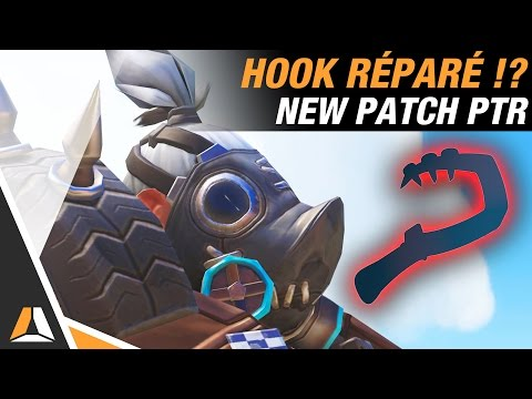 NOUVEAU HOOK POUR CHOPPER ! - NERF ANA & D.VA ► ANALYSE PTR OVERWATCH FR