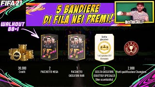 PACK OPENING PREMI della PRIMA WEEK-END LEAGUE! | FIFA 21 ULTIMATE TEAM