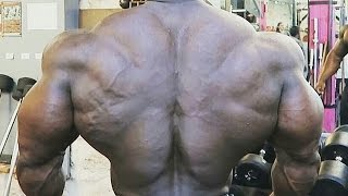 Gym Motivation - Time For BACK DAY
