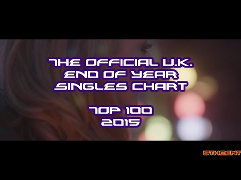 The Official U.K. End of Year Singles Chart Top 100 (2015)