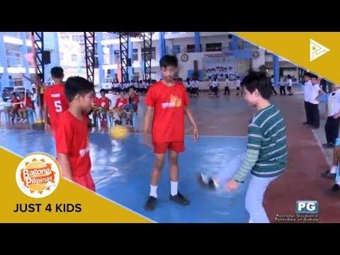 JUST 4 KIDS: Sepak Takraw