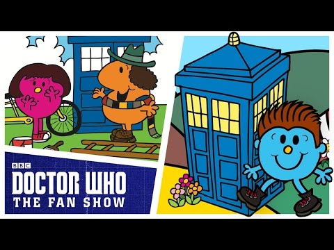 Doctor Who Meets Mr. Men - Doctor Who: The Fan Show