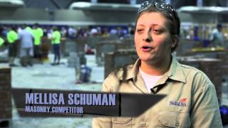 Inside The 2013 Masonry Competition