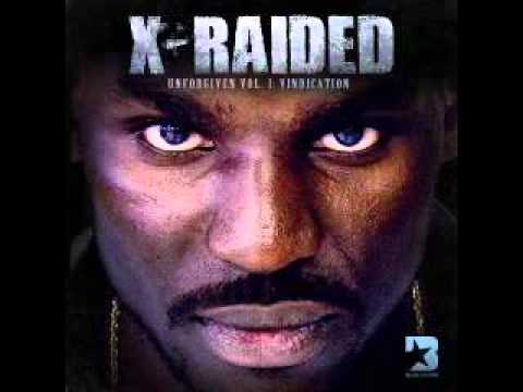 X-Raided - Unforgiven Vol.3 - Love Loyalty Respect