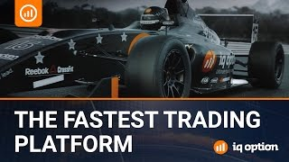 IQ Option - The fastest trading tool