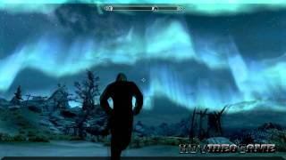 Skyrim - High Jump & Best Landscapes