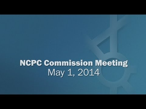 National Capital Planning Commission (USA) Meeting, May 1, 2014