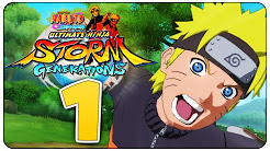 LET'S PLAY | Naruto Shippuden: Ultimate Ninja Storm Generation