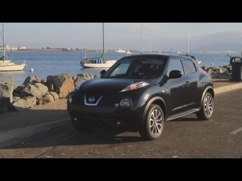 2011 Nissan Juke Review   Kelley Blue Book   YouTube