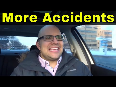 This Is Why Accidents Increase In Bad Road Conditions (Snow, Rain, Fog, Ice, Etc.)