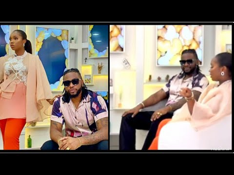 BBNAIJA COUPLE | TEDDY-A & BAMBAM REVEAL WHY THEY DONT TOUCH EACH OTHER'S PHONE