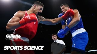 Combat Sports - Science Behind The Sport   Gillette World Sport