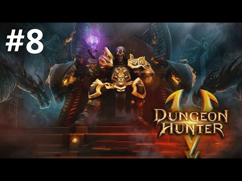 Dungeon Hunter 5 Android GamePlay Part 8 (1080p)