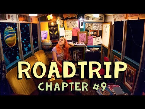 Road Trip With Amarna Miller | Missouri Edition #9 | ROAD TRIPS