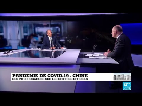 Coronavirus : Interrogations Sur Les Chiffres Officiels Avancés Par La Chine