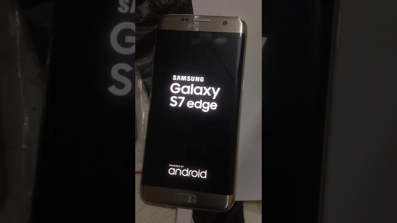 Samsung S7 Edge Ngehang Restart Freeze Youtube