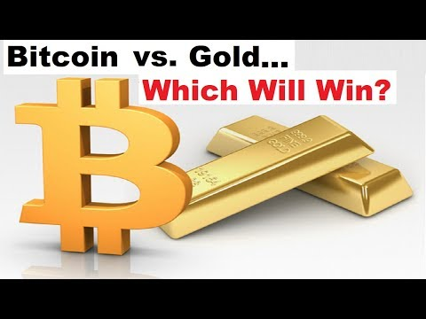 Bitcoin or Gold - Which is Better?