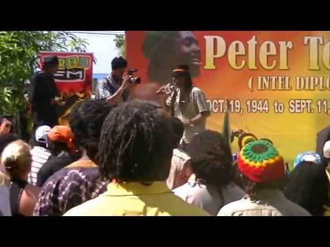 PETER TOSH TRIBUTE 2014-MACKIE CONSCIOUS