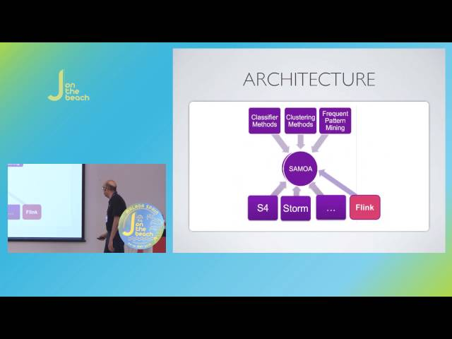 Mining Big Data Streams with Apache SAMOA - Albert Bifet - JOTB16