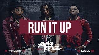 "Migos x Zaytoven Type Beat ""Run It Up"" [Prod. By Young Kelz & Y.I.B] *NEW 2016*"