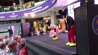 Микки и Мини Маус! Супер танцы!